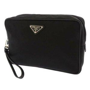 Prada Tessuto Clutch Bag