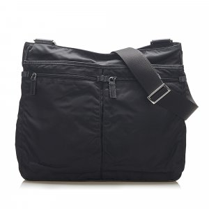 Prada Crossbody bag black nylon