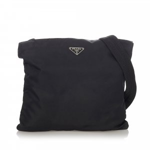Prada Crossbody bag black nylon