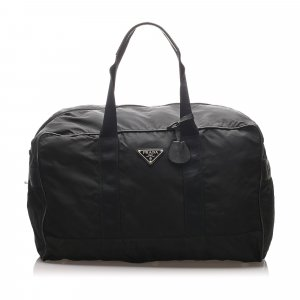 Prada Travel Bag black nylon