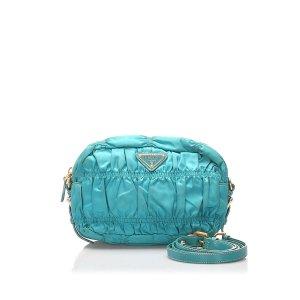 Prada Tessuto Gaufre Crossbody Bag