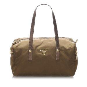 Prada Tessuto Handbag