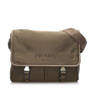 Prada Tessuto Messenger Bag