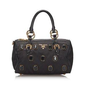 Prada Tessuto Pietre Handbag