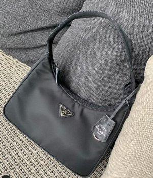 Prada Shoulder Bag black nylon
