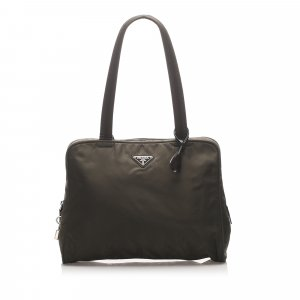 Prada Tessuto Shoulder Bag
