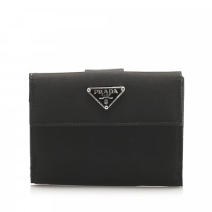 Prada Tessuto Small Wallet