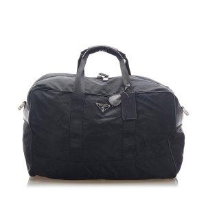 Prada Torba podróżna czarny Nylon