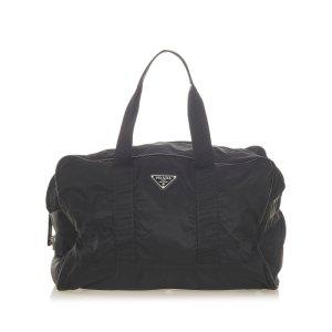 Prada Travel Bag black nylon