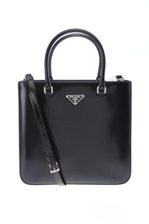 """Prada Bolso de compra """"Logo Tote Bag"""" negro"""