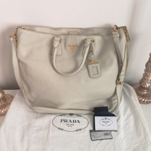 PRADA Tote Vitello Daino Large