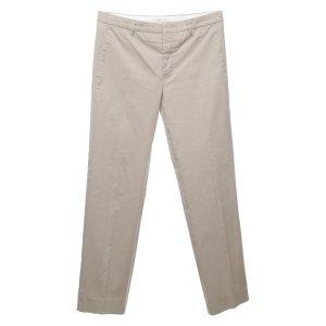 Prada Trousers in Beige