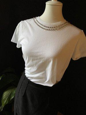 Prada T-shirt biały