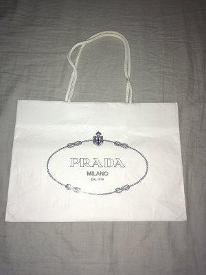 Prada Shopper wit