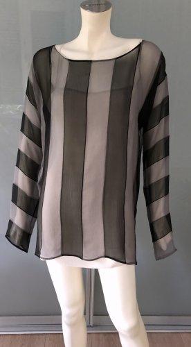 Prada Tunique-blouse multicolore soie