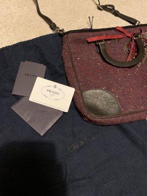 Prada Tweed Handtasche