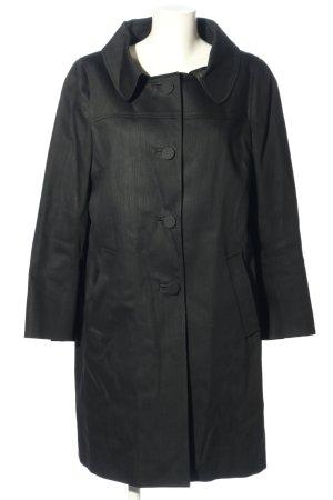 Prada Übergangsmantel schwarz Casual-Look