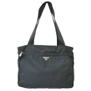 Prada Vintage Nylon Shoulder Bag
