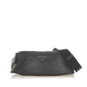 Prada Vitello Daino Belt Bag