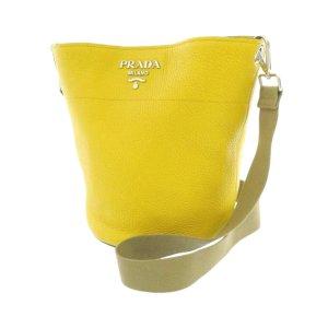 Prada Vitello Daino Bucket Bag