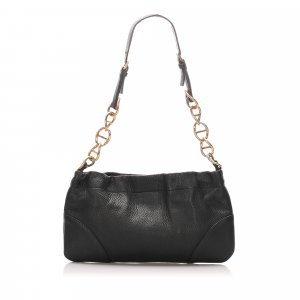 Prada Vitello Daino Chain Shoulder Bag