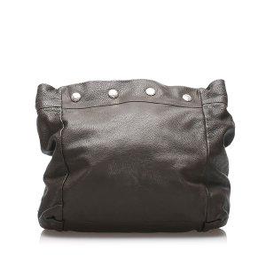 Prada Vitello Daino Clutch Bag