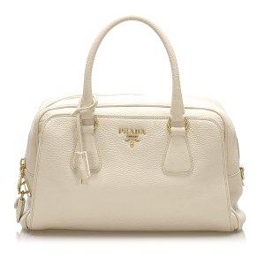 Prada Handbag white leather