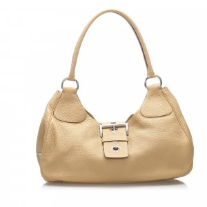 Prada Vitello Daino Shoulder Bag