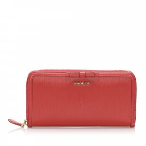Prada Vitello Move Wallet