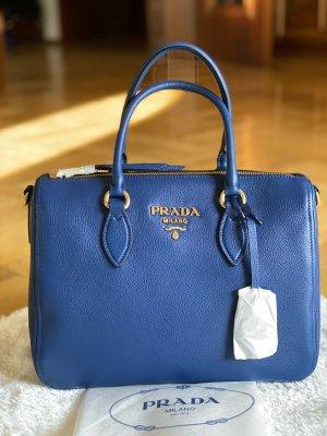 Prada Vitello Phenix Tasche in blau
