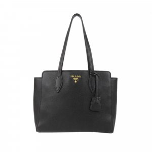 Prada Vitello Phenix Tote Bag