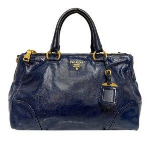 Prada Vitello Shine Handbag