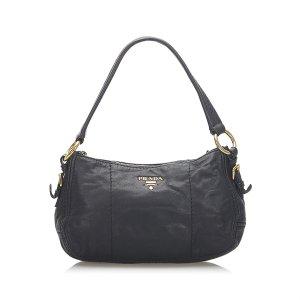 Prada Vitello Shoulder Bag
