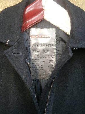 Prada Winterjas zwart Wol