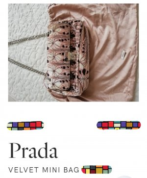 Prada Women Chain Bag