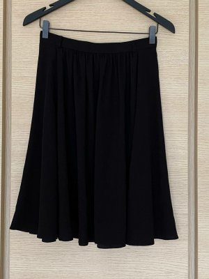 Prada Midi Skirt black