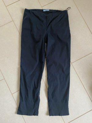 Prada High Waist Trousers black