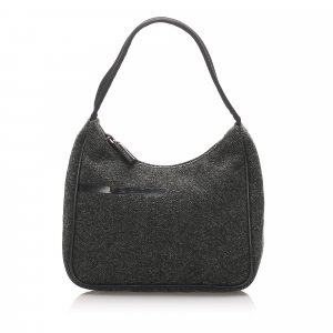 Prada Wool Handbag