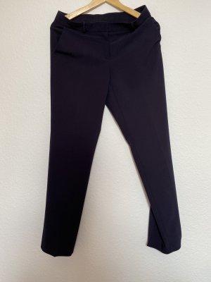 prague Pantalón de vestir azul oscuro