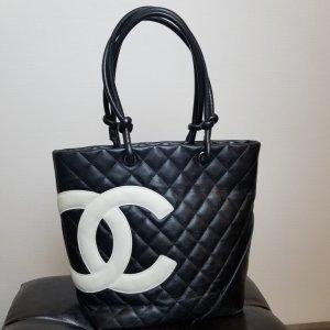 Chanel Borsetta nero-bianco