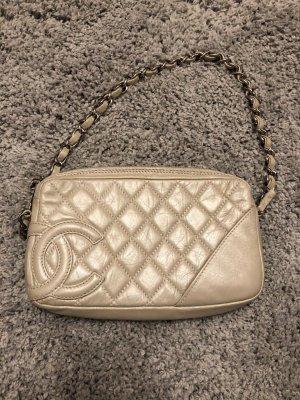 Chanel Borsetta bianco sporco-argento