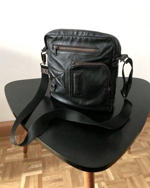 ◉ Praktische Crossbody Tasche/Laptop Tasche, 33x28 cm ◉