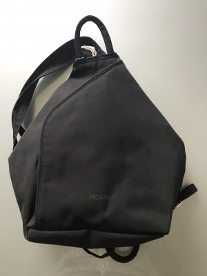 Picard Mini Backpack black nylon