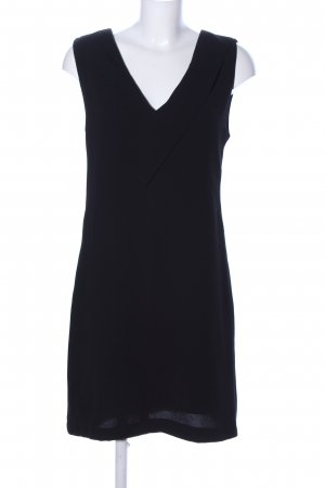 Prego A-Linien Kleid schwarz Business-Look