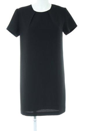 Prego Blusenkleid schwarz Business-Look