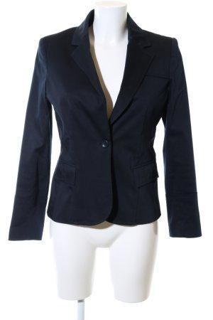 Prego Kurz-Blazer blau Business-Look