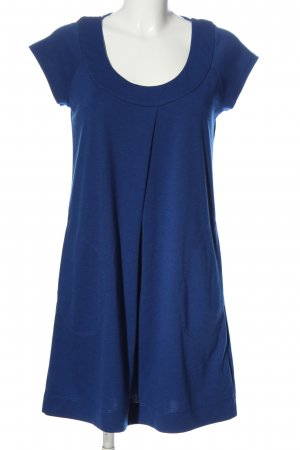Prego Kurzarmkleid blau Elegant