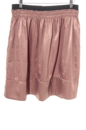 Prego Miniskirt apricot-black elegant