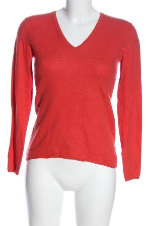 Prego V-Ausschnitt-Pullover