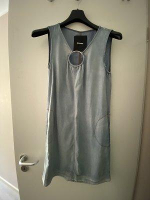 Diesel Robe d'été gris ardoise